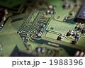 電子機器 精密機器 ICの写真 1988396