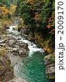 秋の鳩ノ巣渓谷 2009170