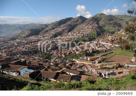 クスコの町並み 2009669