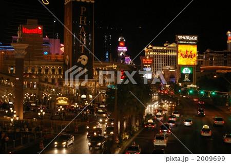 ラスベガスの夜景 2009699