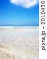海面 透明 水面の写真 2010430