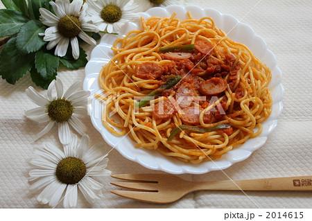 トマトソースのスパゲティ 2014615