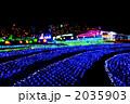 東京ドイツ村 ライトアップ イルミネーションの写真 2035903