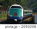 485系 団体列車 乗り物の写真 2050206
