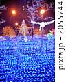 電飾 札幌ホワイトイルミネーション イルミネーションの写真 2055744