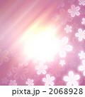 光る桜背景 2068928