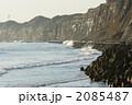 銚子屏風ヶ浦の海蝕崖 2085487
