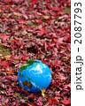 紅葉と地球d 2087793