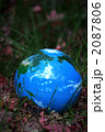 緑色の地球d 2087806
