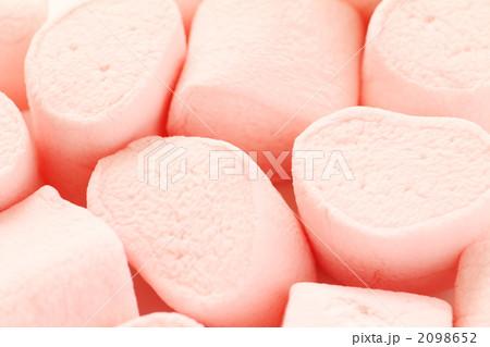 ピンクのマシュマロ 2098652