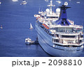 客船 大型船 豪華客船の写真 2098810