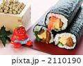 恵方巻きと小鬼P 2110190