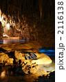 青の泉 玉泉洞 鍾乳洞の写真 2116138