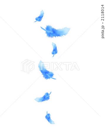 羽根のイラスト素材 2118014 Pixta