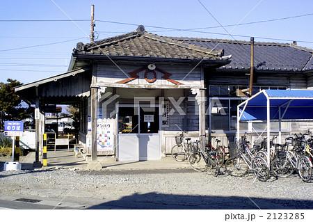 テレビドラマ「白線流し」のロケで使われた松本電鉄新村駅 2123285