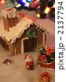 サンタクロース お菓子 クリスマスの写真 2137794