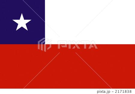 チリ国旗 2171838