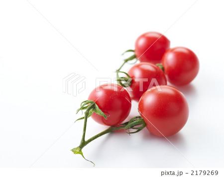 ミニトマト(枝付き)の写真素材 [2179269] - PIXTA