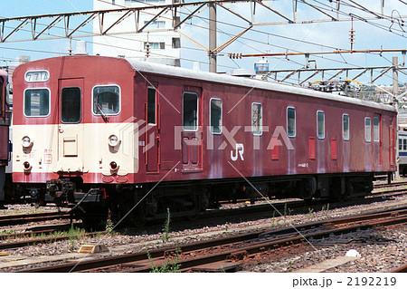 クモヤ440-2 鹿児島車両センター 2192219