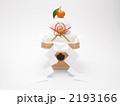 餅 正月飾り お飾りの写真 2193166