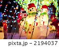 雪だるまのイルミネーション 2194037