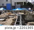 新築工事・基礎 2201365
