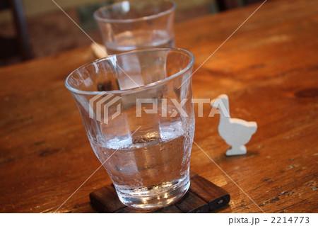 グラス カフェの写真素材 [2214773] - PIXTA