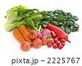 野菜集合 冬野菜 根菜の写真 2225767