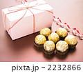 プレゼント バレンタインデー ギフトボックスの写真 2232866