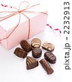 プレゼント バレンタインデー ギフトボックスの写真 2232913
