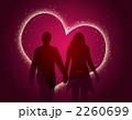 手を繋ぐカップル 2260699