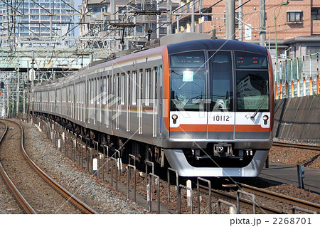 東京メトロ10000系電車 副都心線...