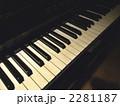 アップライトピアノ 鍵盤 ピアノの写真 2281187
