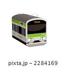 電車のイラスト 2284169