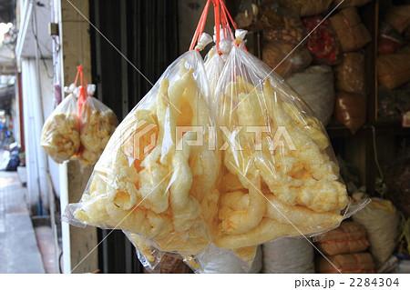 魚の浮き袋 食材 バンコク タイ王国  2284304