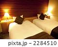 ツイン ツインルーム ベッドの写真 2284510