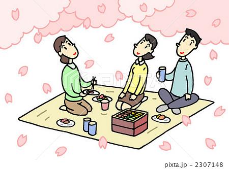 花見宴会 2307148