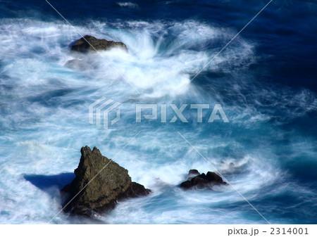 波動く海景色 2314001