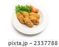 カキフライ 牡蠣フライ 食べ物の写真 2337788