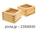 升 枡 日本酒の写真 2368840