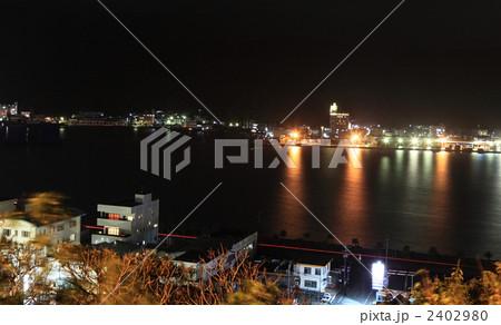 奄美大島の名瀬の夜景 2402980