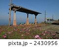 無人駅 ローカル線 下灘駅の写真 2430956