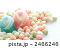 雛あられと和菓子の雛人形 2466246