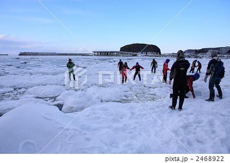 流氷ウォーク 2468922