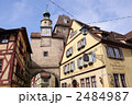 マルクス塔 町並み 時計塔の写真 2484987