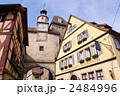 マルクス塔 町並み 時計塔の写真 2484996