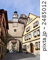 マルクス塔 町並み 時計塔の写真 2485012