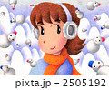 雪の妖精 2505192