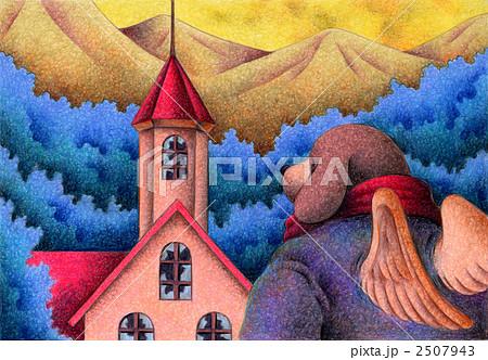 Angel Dog - 赤い屋根の廃墟 2507943