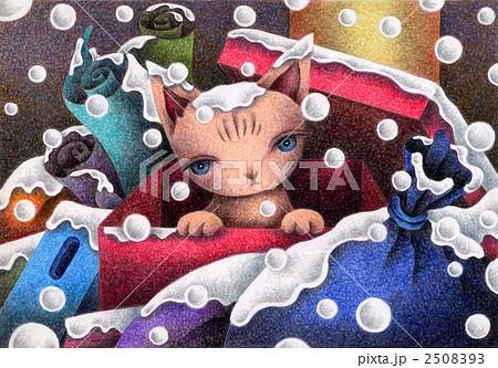 Snow Cat - 捨て猫 2508393